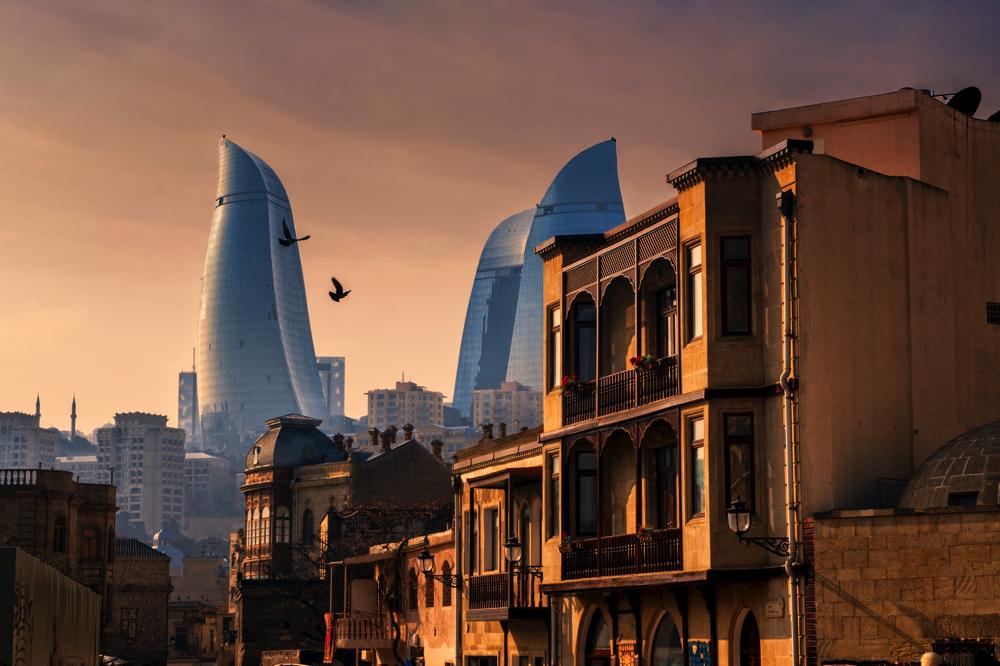 Azerbaijan_01 Baku