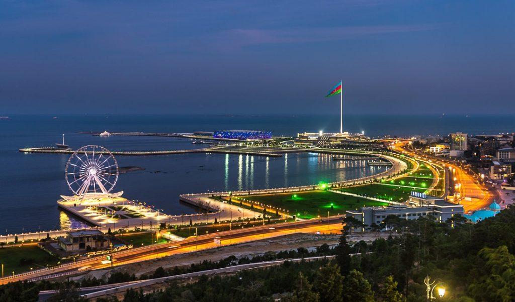 Azerbaijan_04 Baku costa