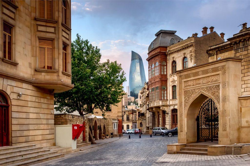 Azerbaijan_06 Baku vecchia 2
