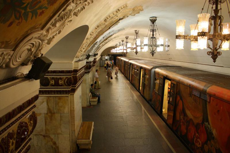 Mosca_04 Moscow-Metro