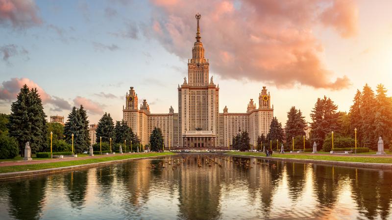 Mosca_06 università statale