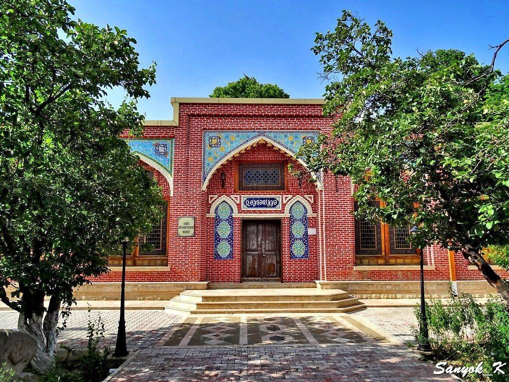 Nakhchivan_05 Ordubad_museo