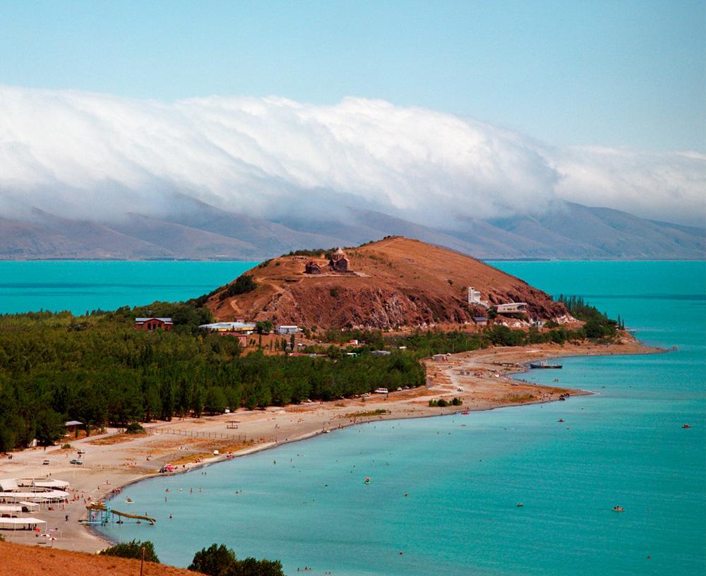 Il lago Sevan