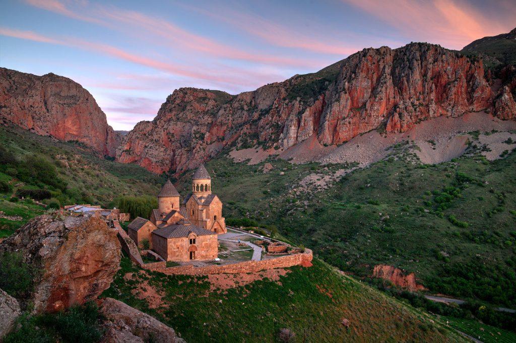 Monastero di Noravank – armenia – Eurasian Travel