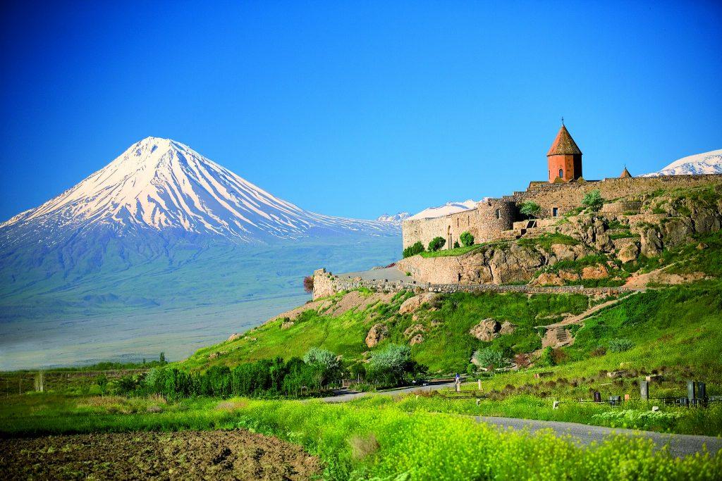 monte ararat – armenia – eurasian.travel