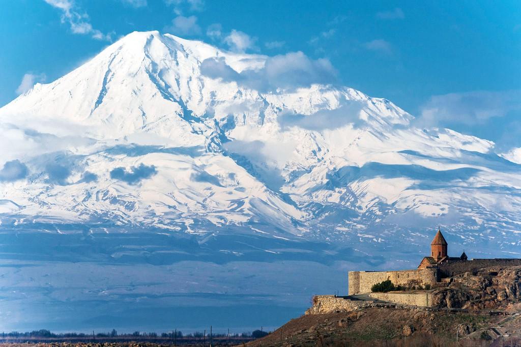 monte ararat – eurasian travel
