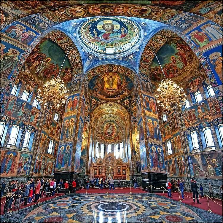 Pietroburgo-Cristo-Salvatore