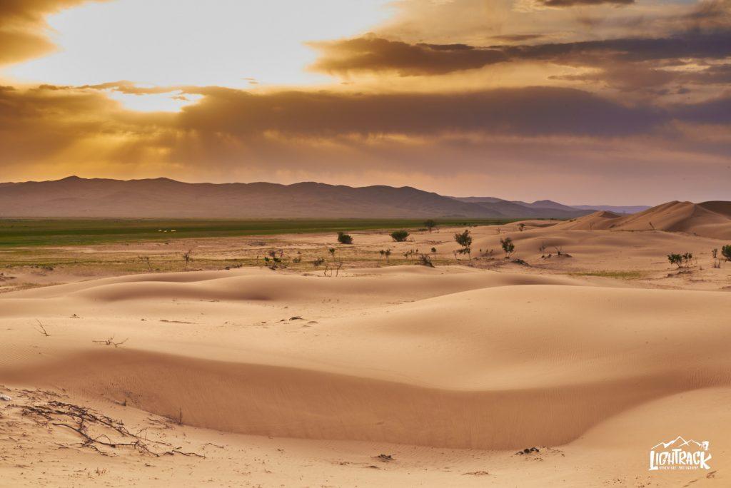 Mongolia-deserto