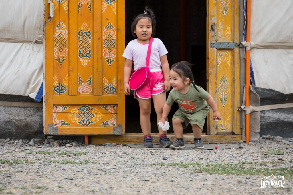 Mongolia-popolazioni nomadi