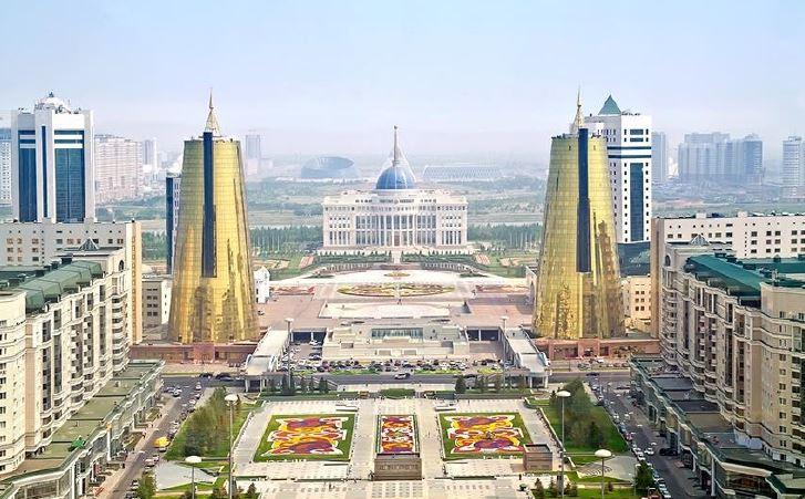 Astana-Capitale Kazakistan