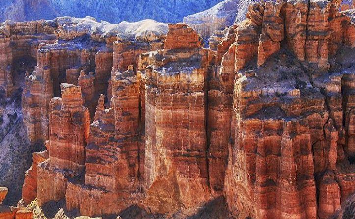 Gola di Tamgaly-incisioni rupestri-Kazakistan-Unesco