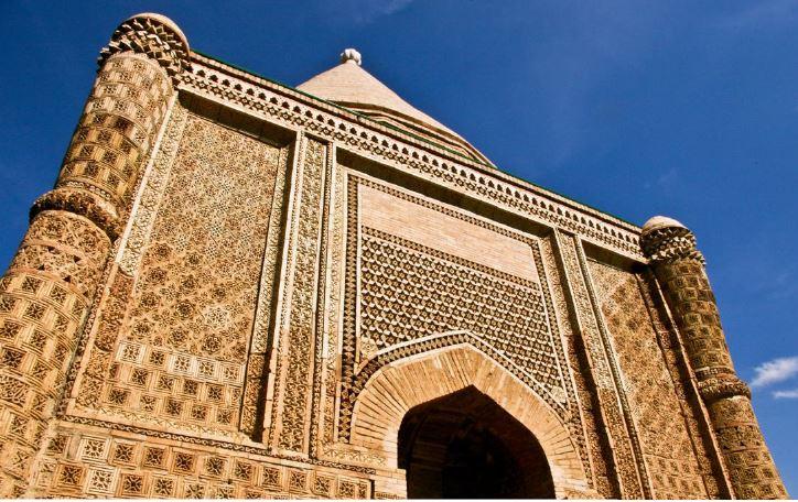 Mausoleo di Aisha Bibi-Kazakistan
