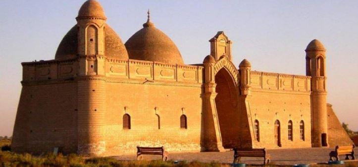 Mausoleo di Arystan Baba- Kazakistan