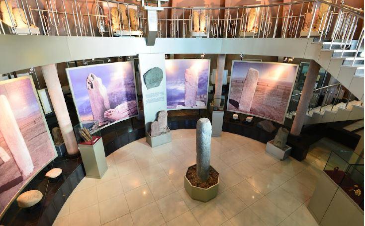 Museo regionale Kazakistan- Taraz