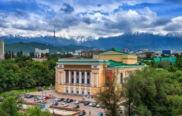 Parco Panfilov-kazakistan