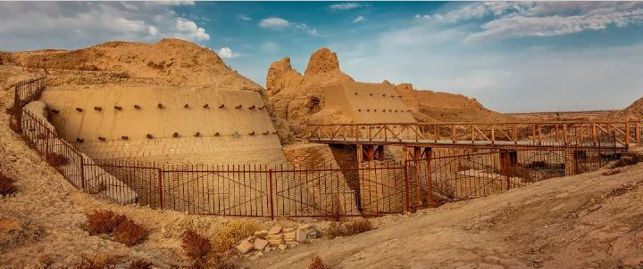 Sito archeologico di Otrar-Farab-Kazakistan