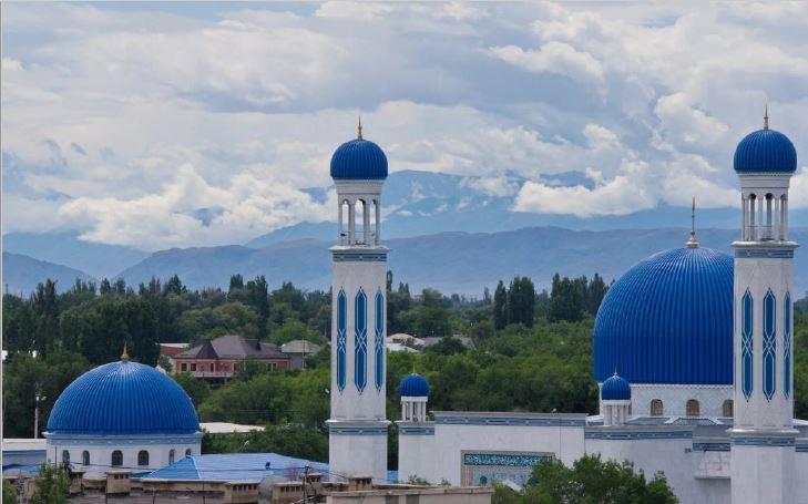 Taraz-città del Kazakistan