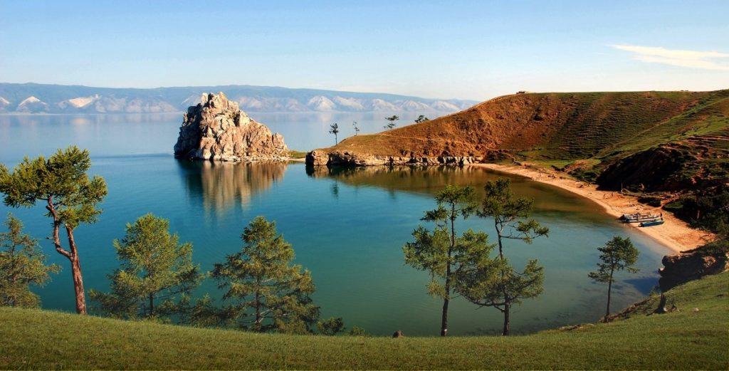 Bajkal lago – Eurasian travel