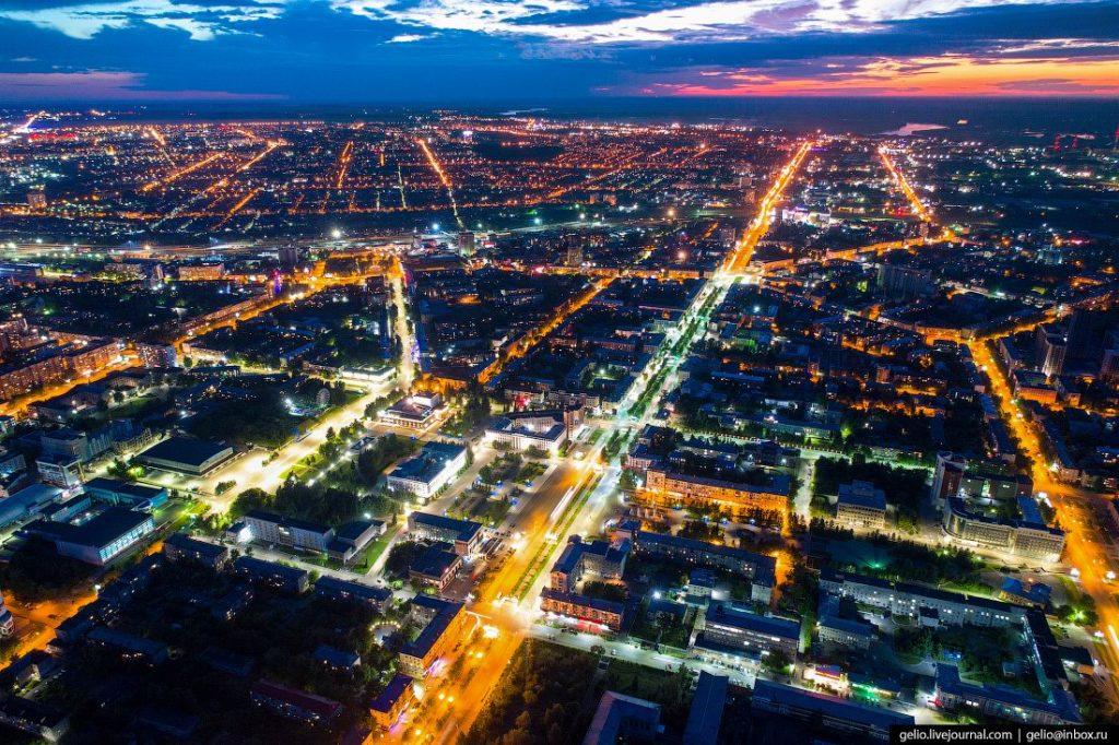 Barnaul – Eurasian Travel