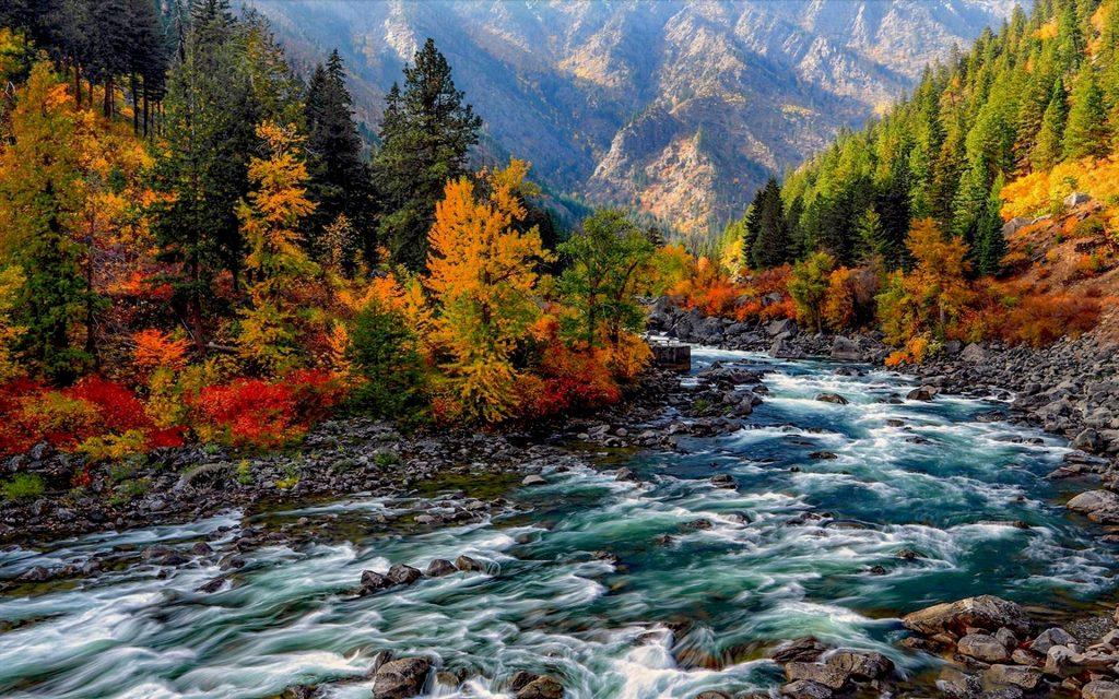 Fiume Bystraja-kamcatka-acqua e fuoco-eurasiantravel kamcatka
