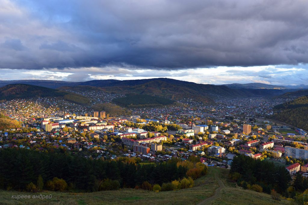 Gorno-altaysk – Eurasian Travel