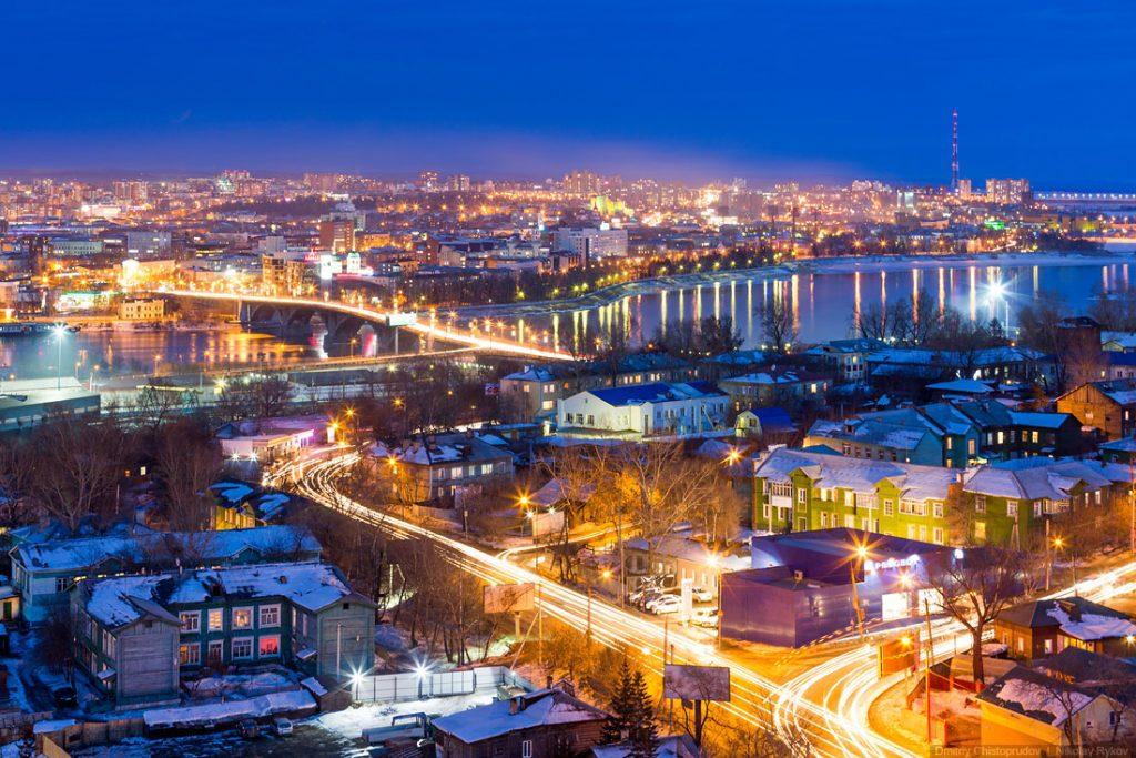 Irkutsk Siberia – Eurasian travel