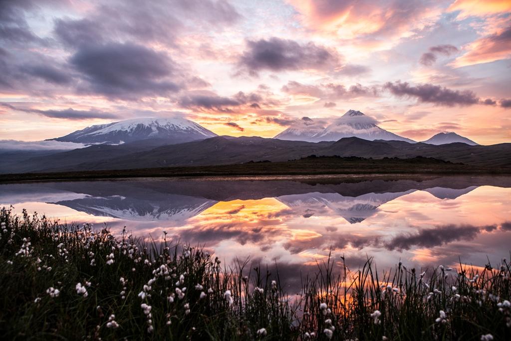 Montagne della Kamchatka, bellezze uniche del territorio russo