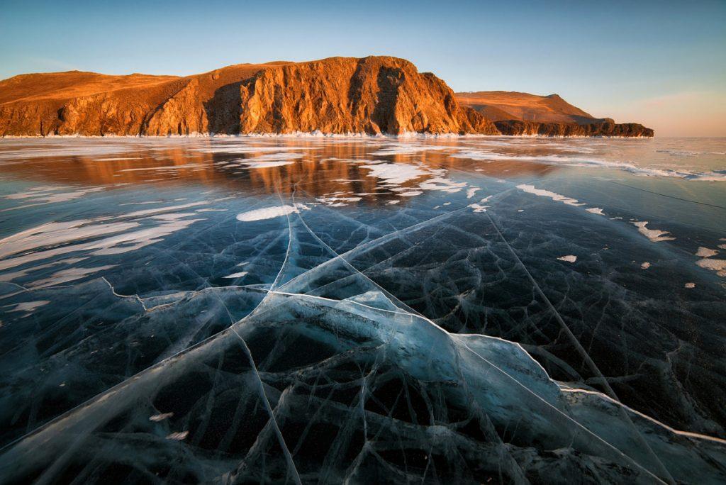 Lago Bajkal ghiacciato – Eurasian Travel