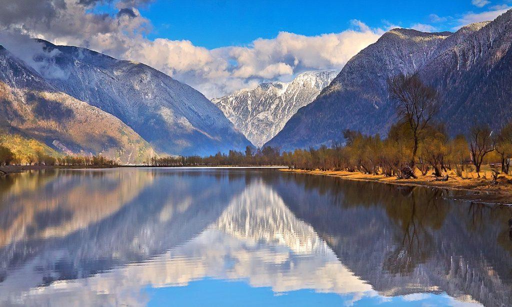 Lago teletskoye – Eurasian travel – 1