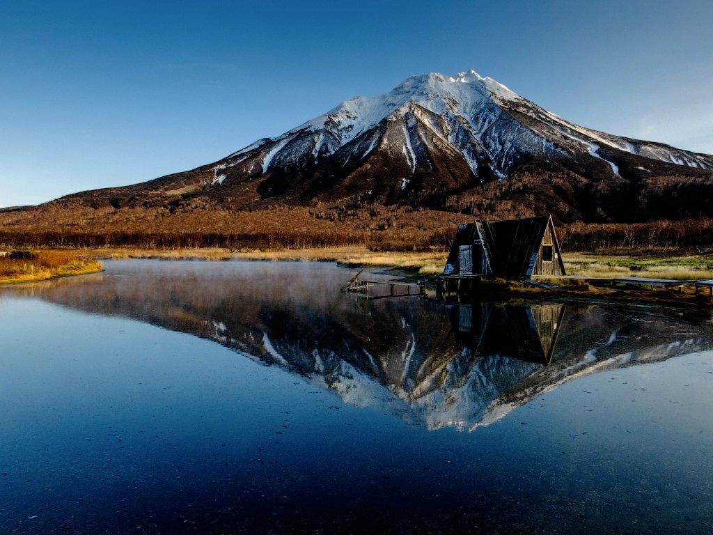 Sorgenti termali-vulcano Chodutka-kamcatka-eurasiantravel