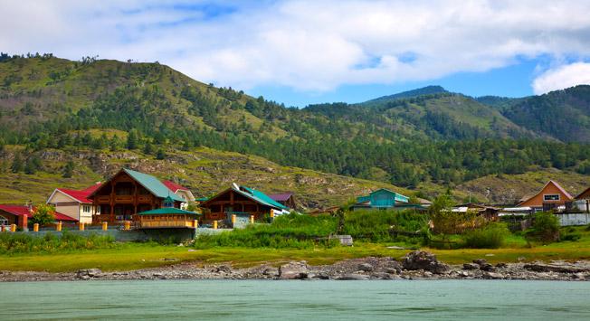 Villaggio di Askat – Eurasian travel