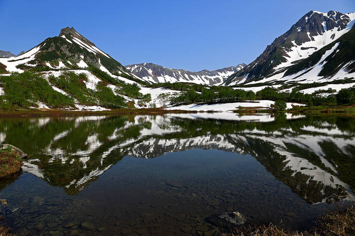 Vulcano Vačkažets-Kamcatka-acqua e fuoco-eurasiantravel kamcatka