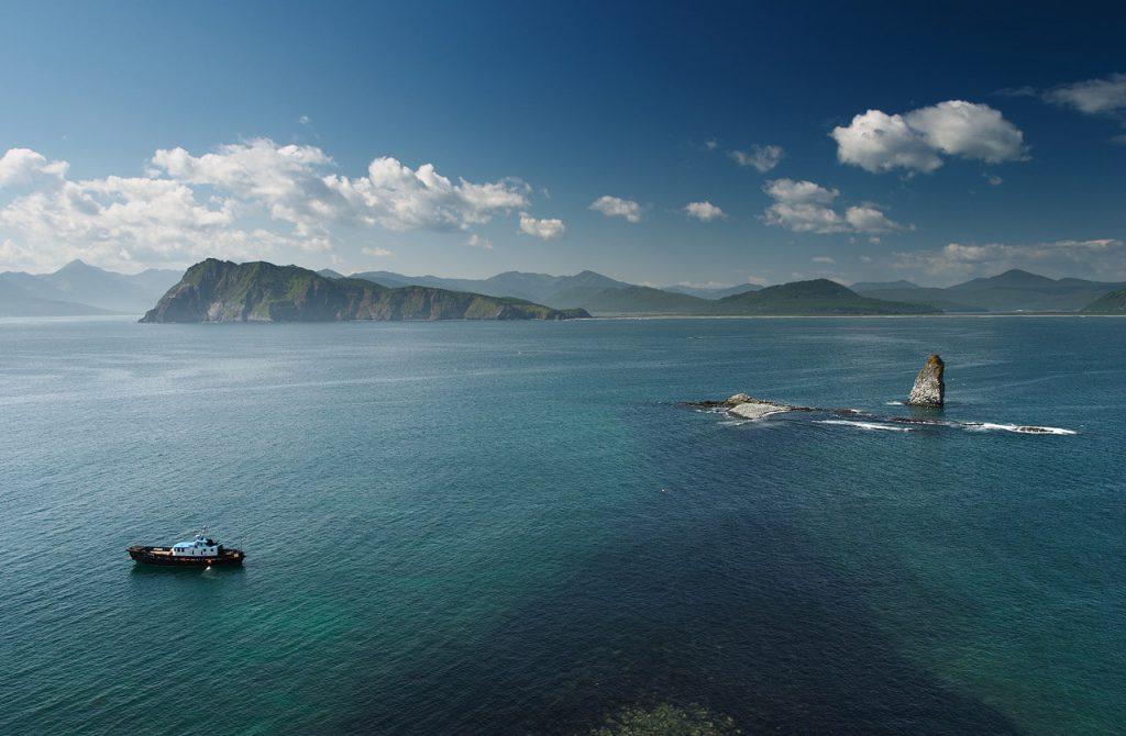 Isola di Starichkov: monumento naturale