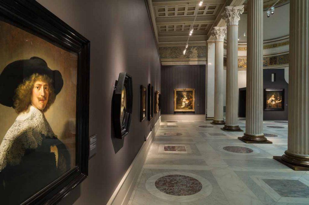 Collezione The Leiden presso il Museo di arti figurative Pushkin