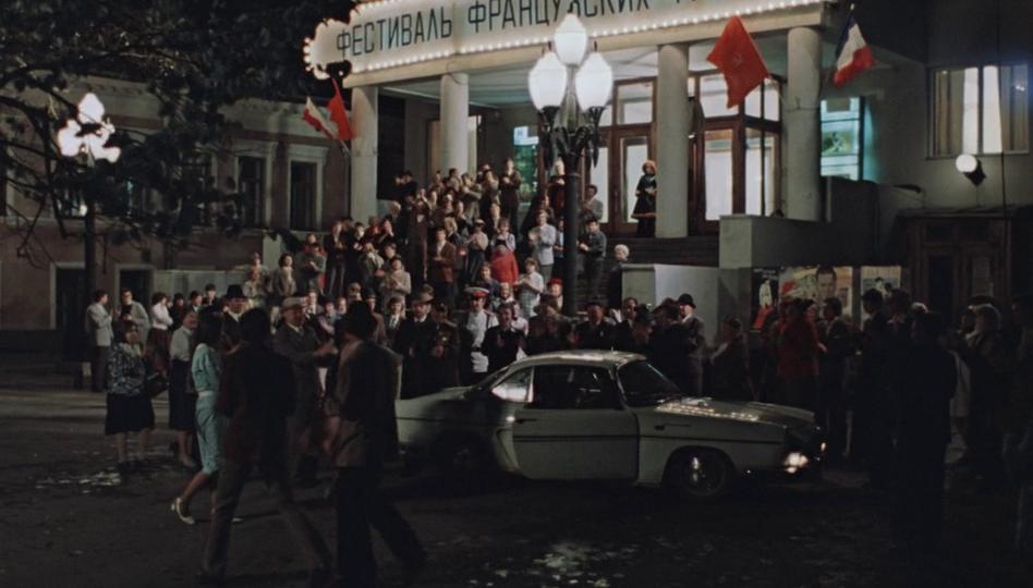 I luoghi simbolo della città di Mosca che sono comparsi nei film sovietici.