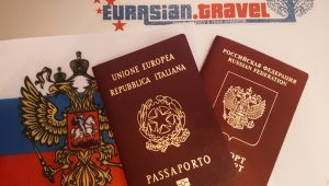 Passaporti Russia Italia